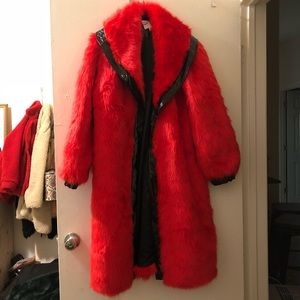 I.AM.GIA Faux Fur Bellatrix Jacket